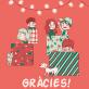 Moltes gràcies als col·laboradors de la Campanya de Nadal 2017