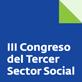 Logotipo III Congreso del Tercer Sector Social