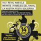Poster Festa benefica al ClubAstoria