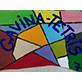 El mosaic del Raval - La comparsa Gavina-Tetris