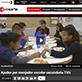 Reportage TN Vespre Menjador alumnos secundaria